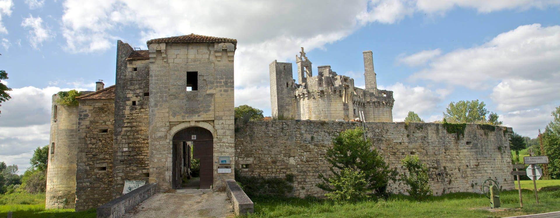 Bienvenue à Brantôme, Bourdeilles, Mareuil, Villars